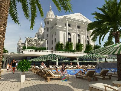 Side Royal Palace And Spa