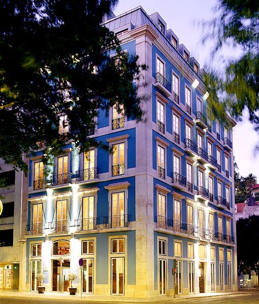 Heritage Avenida Liberdade – A Lisbon Heritage Collection