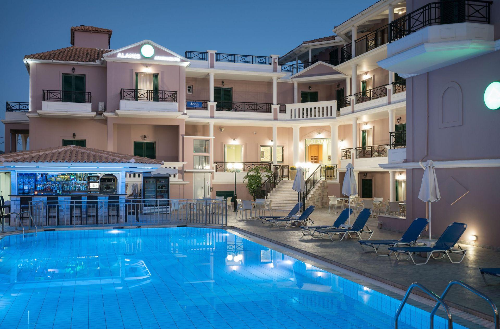 Alamis Apartments Zakynthos
