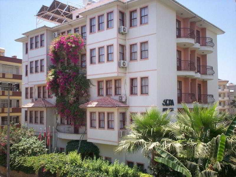 The S Aparts & Suites Hotel