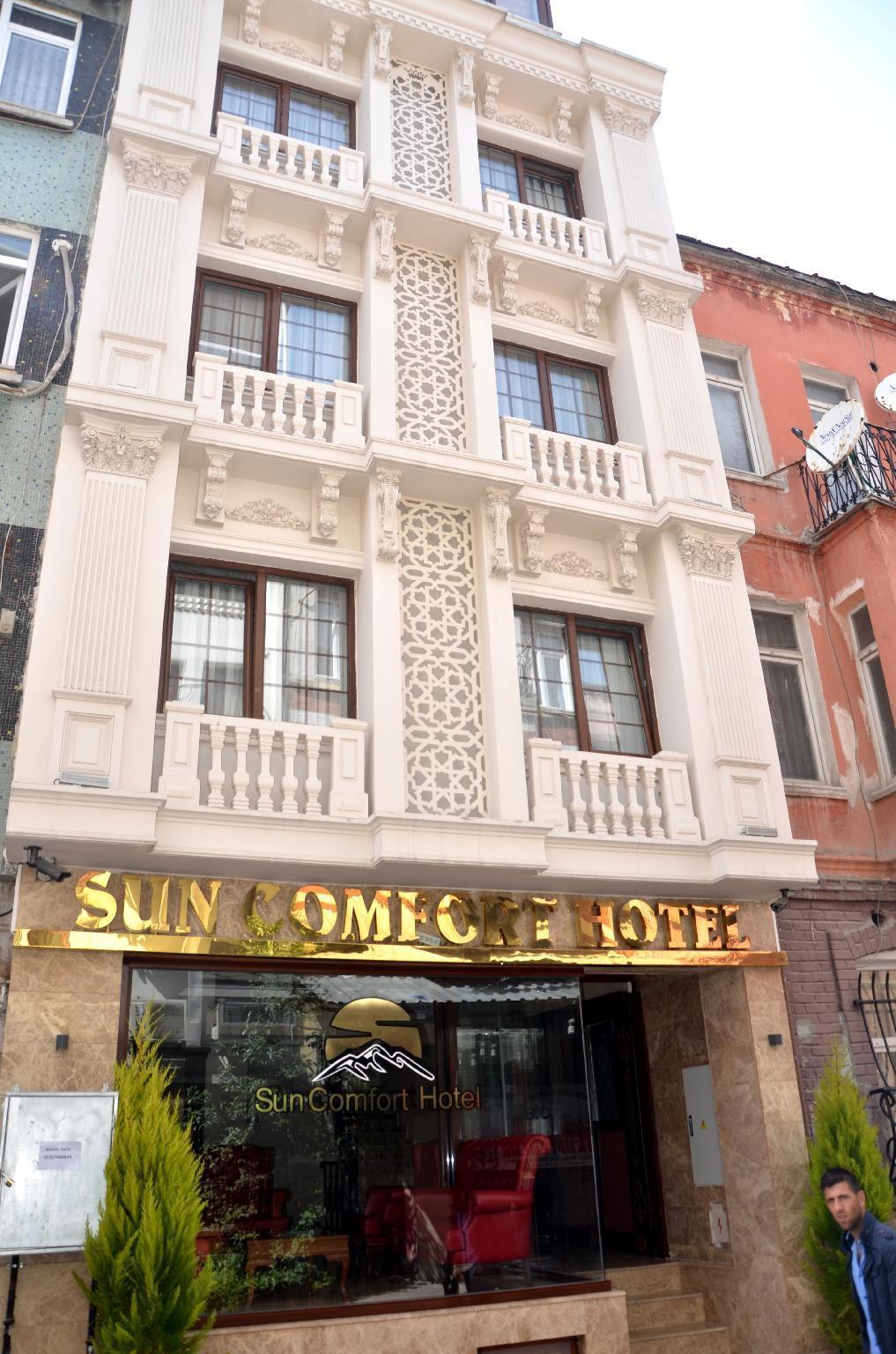 Sun Comfort