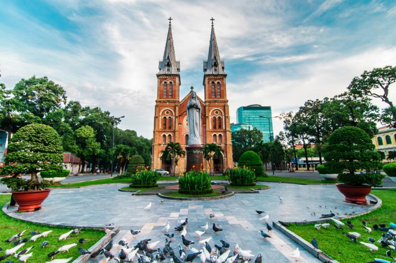 Vietnam - Laos - Cambodgia