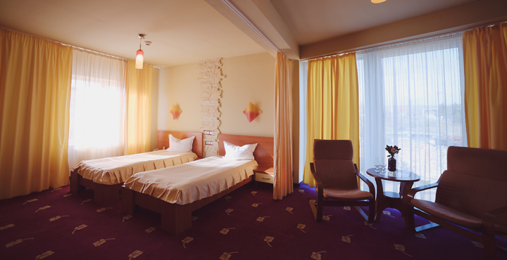 HOTEL SUNGARDEN SALIN