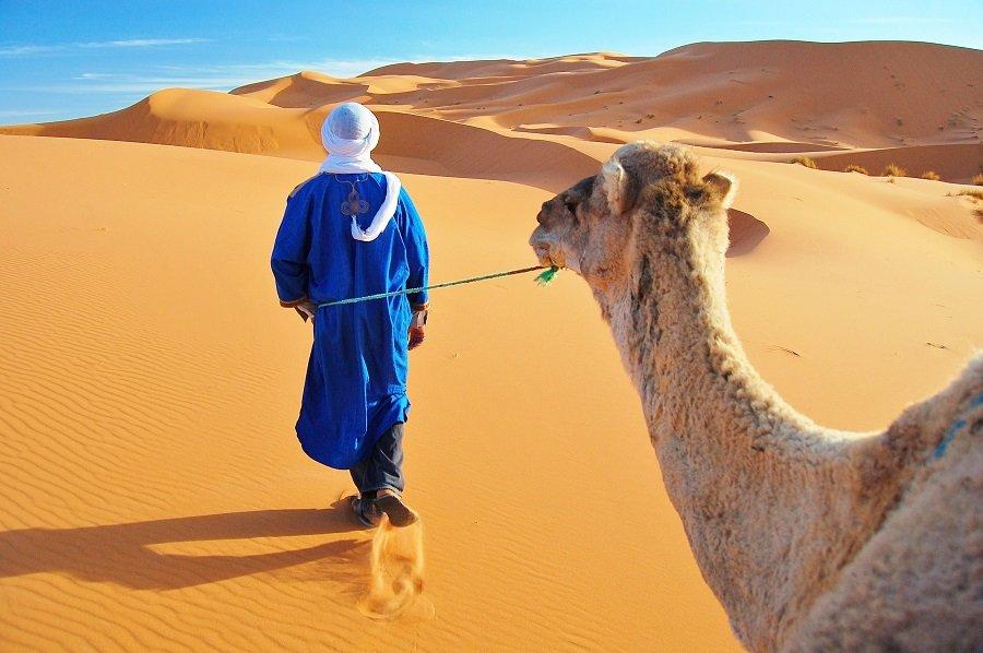MAROC 2021 - Traditii, peisaje exotice, istorie