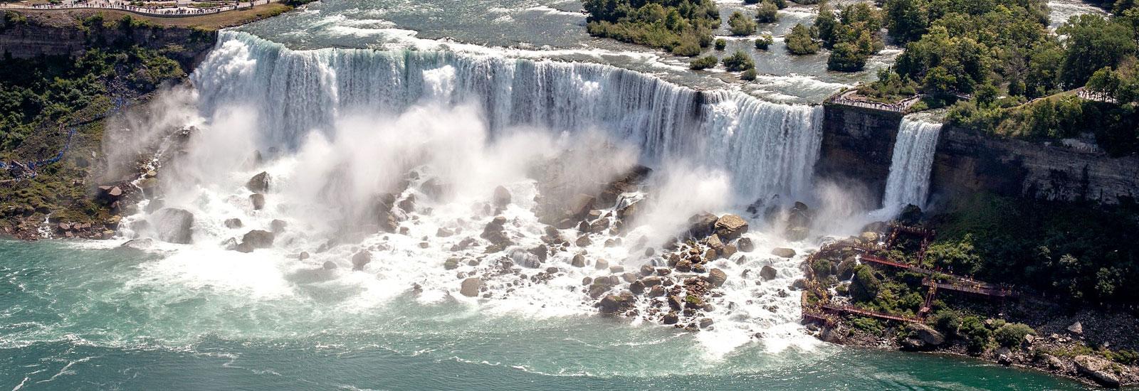 Paste 2021 - Discover SUA Est & Cascada Niagara