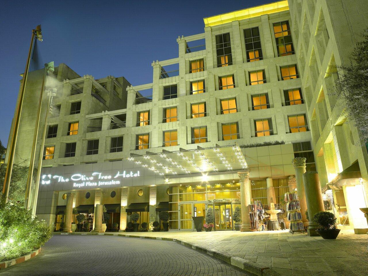 Olive Tree Royal Plaza