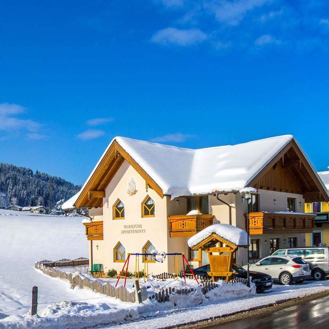 Apartament Flachauer Bergkristall