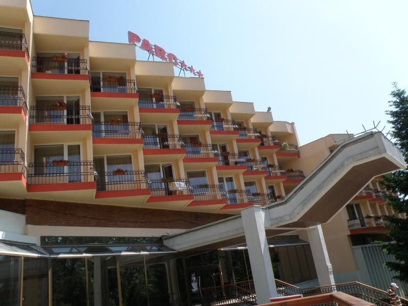 Creeaza-ti propria vacanta - tratament - Hotel Parc