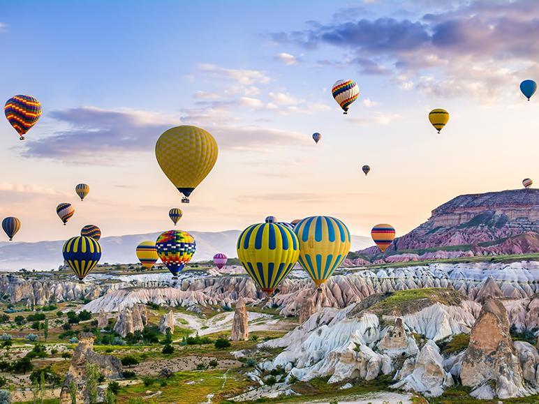 Circuit Cappadocia