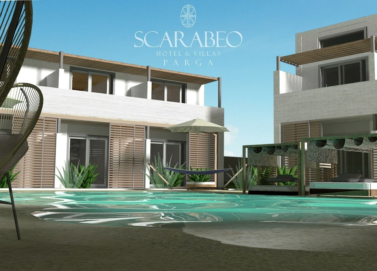 Scarabeo Hotel amp; Villas Parga
