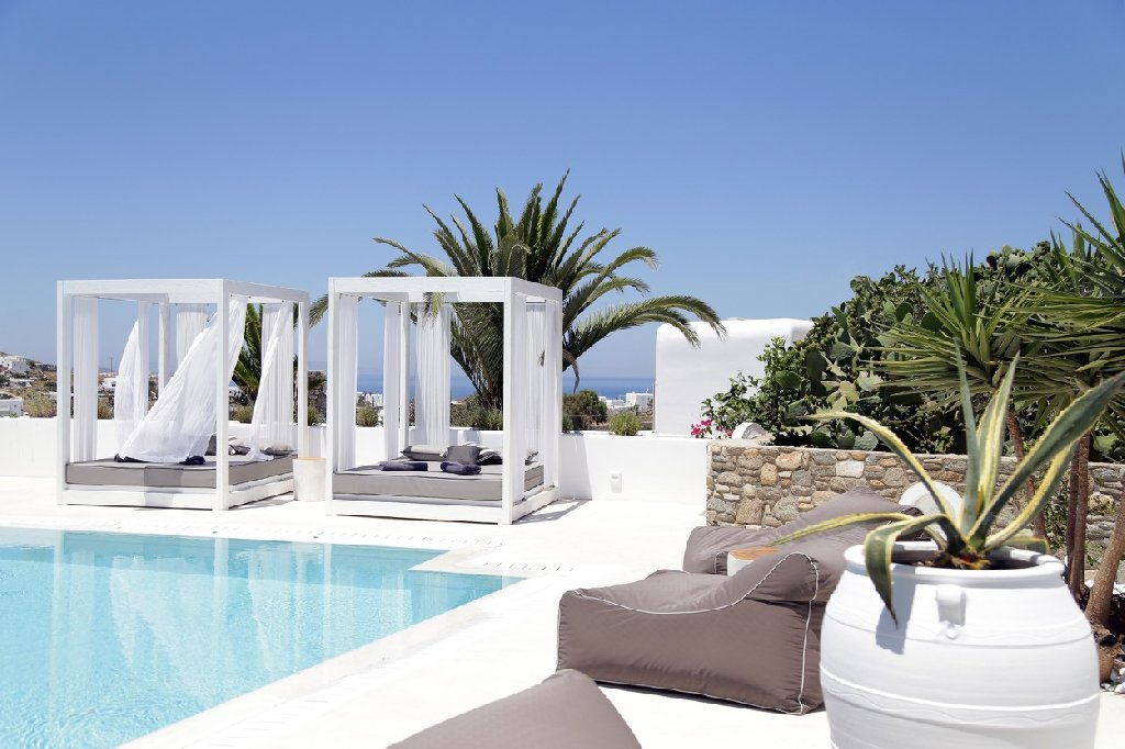 Livin Mykonos Boutique Hotel - Adults Only 16+ (K)