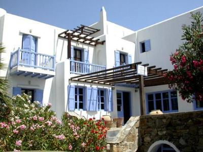 Anastasios Sevasti Mykonos Town