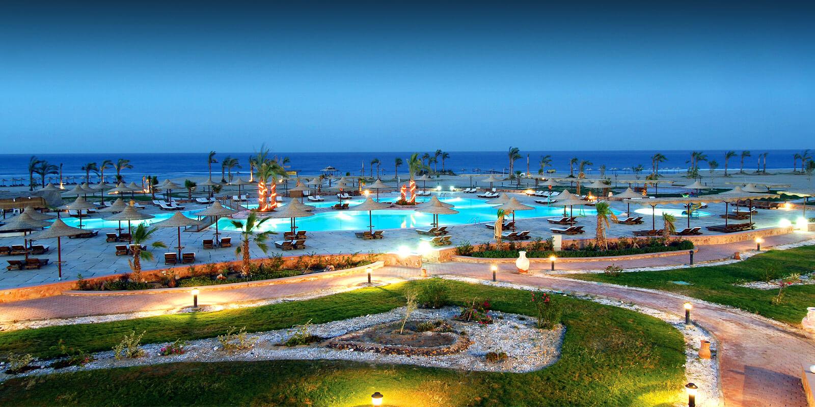 Bliss Nada Beach Resort  (EX Hotelux Jolie Beach Marsa Alam)