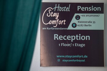 Pension Hostel StayComfort am Kurfürstendamm