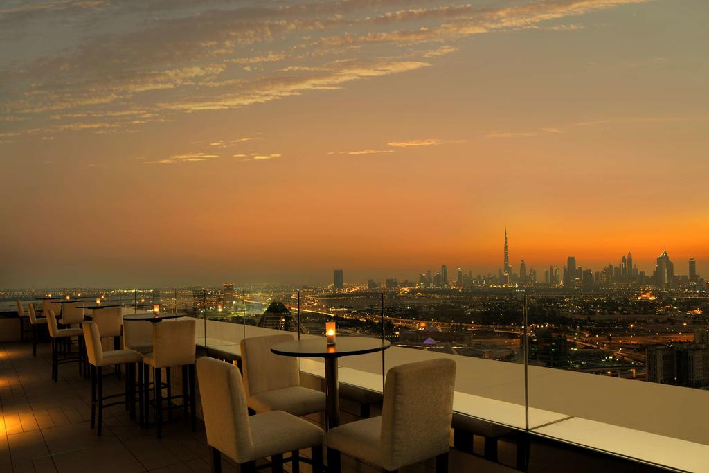 Hotel Hyatt Regency Dubai Creek Heights
