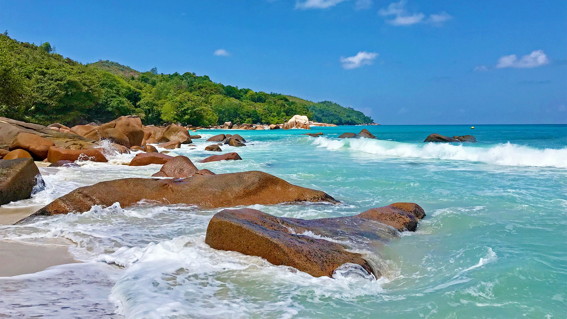 Island Hopping in Seychelles, 9 zile - zbor charter