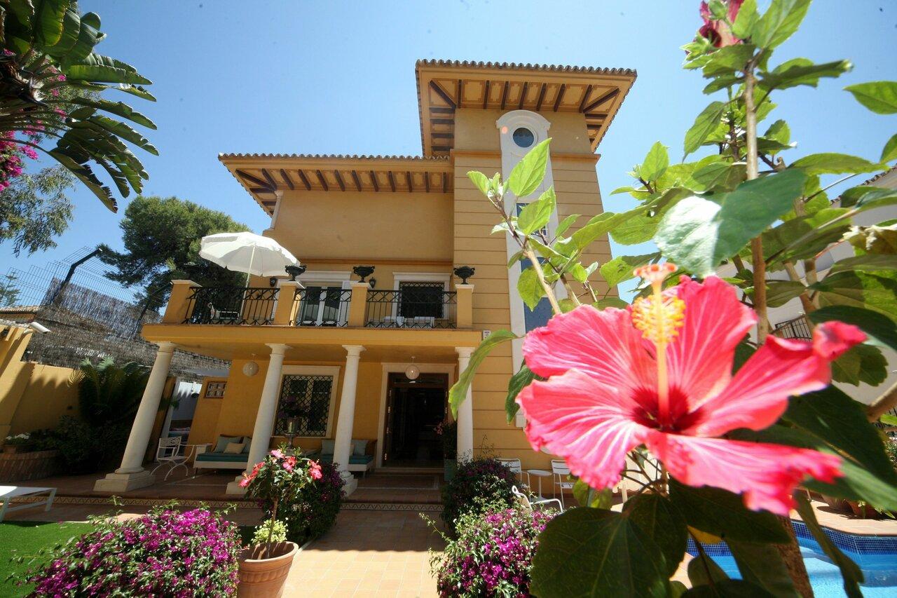 Villa Lorena Malaga