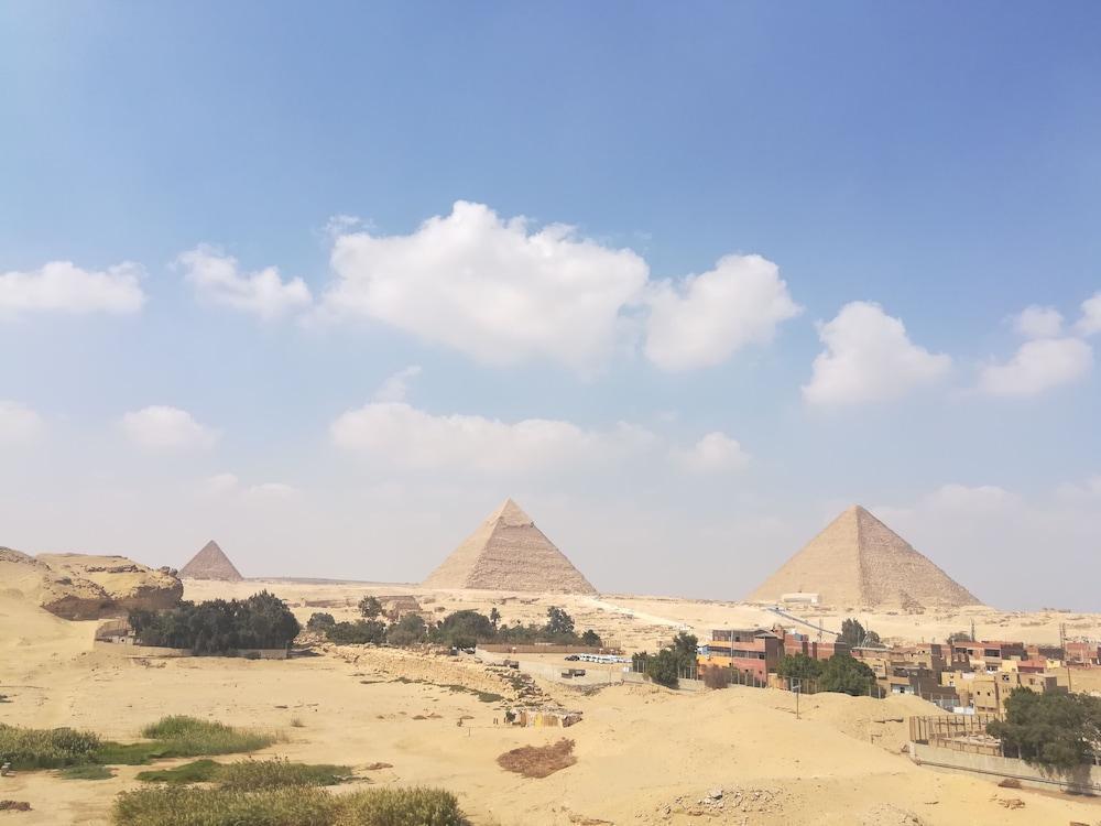 Mondy Pyramids View