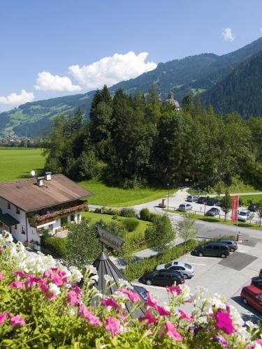 Alpin-hotel Schrofenblick