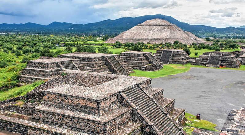 Mexic - marele circuit