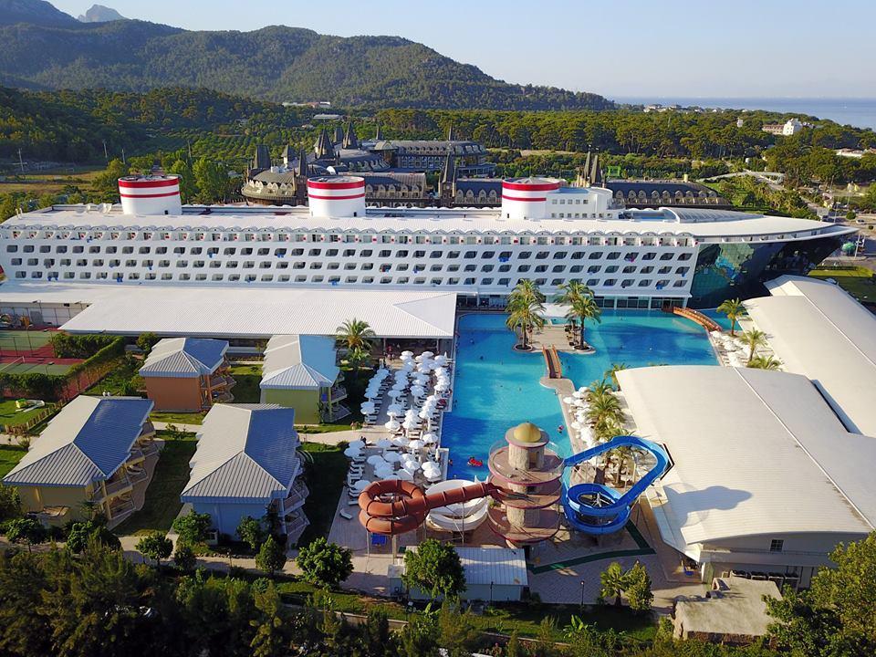 TRANSATLANTIK HOTEL  SPA