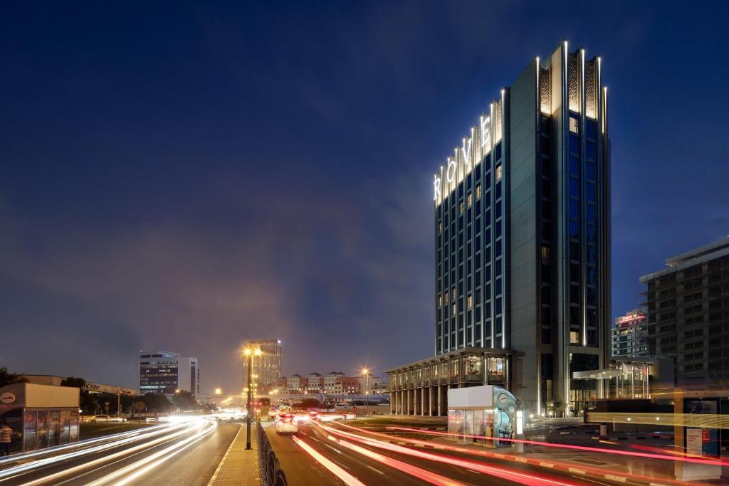 Hotel Rove Healthcare City