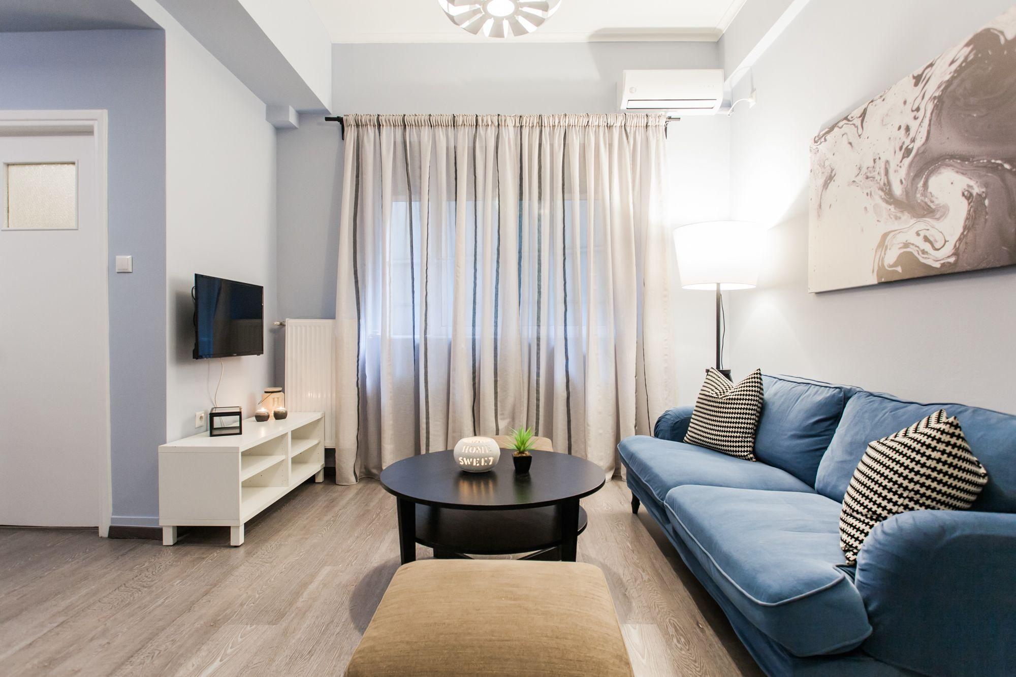 Kolonaki 2 Bedroom Apartment By Livin Urbban