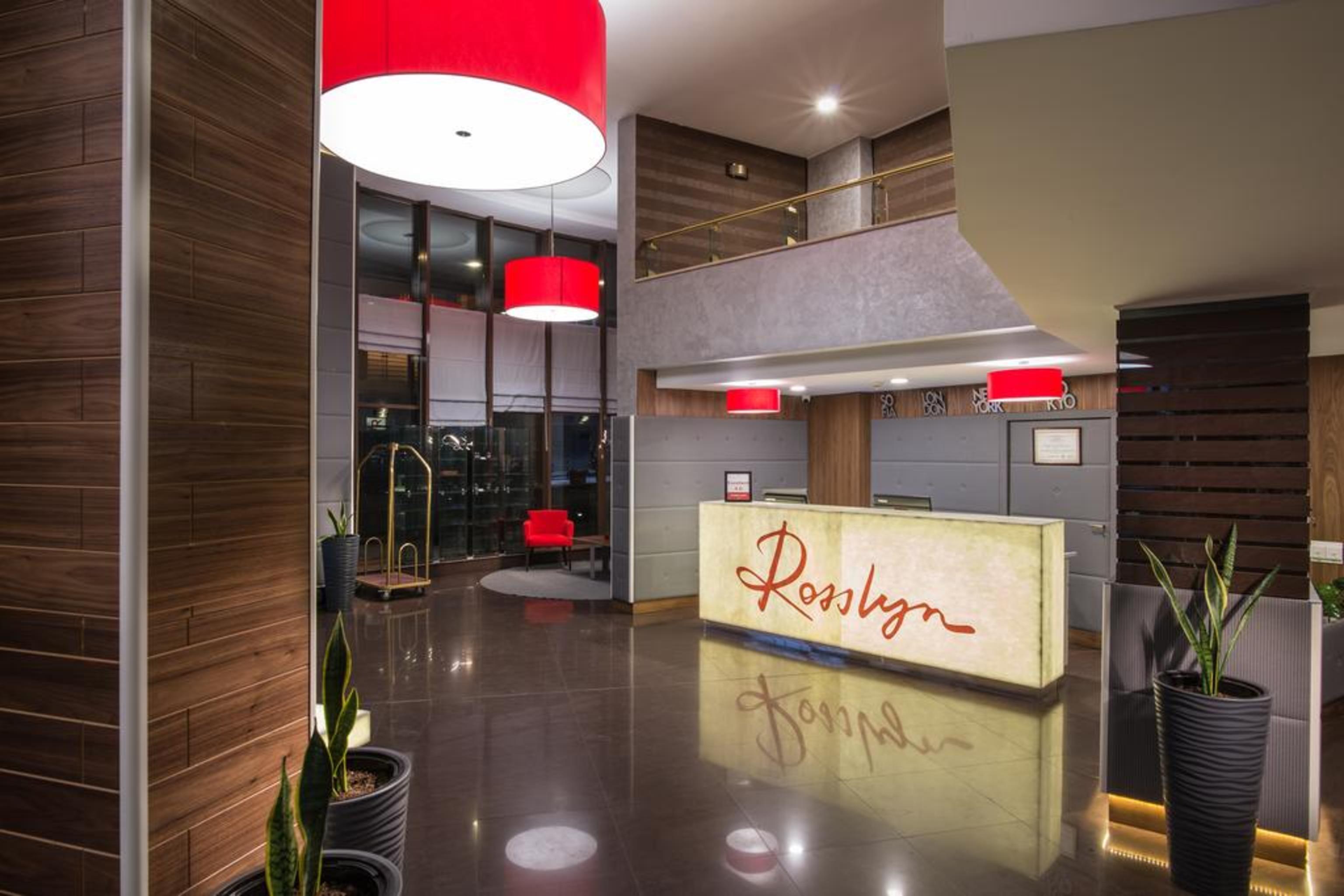 Rosslyn Hotel Dimyat Varna