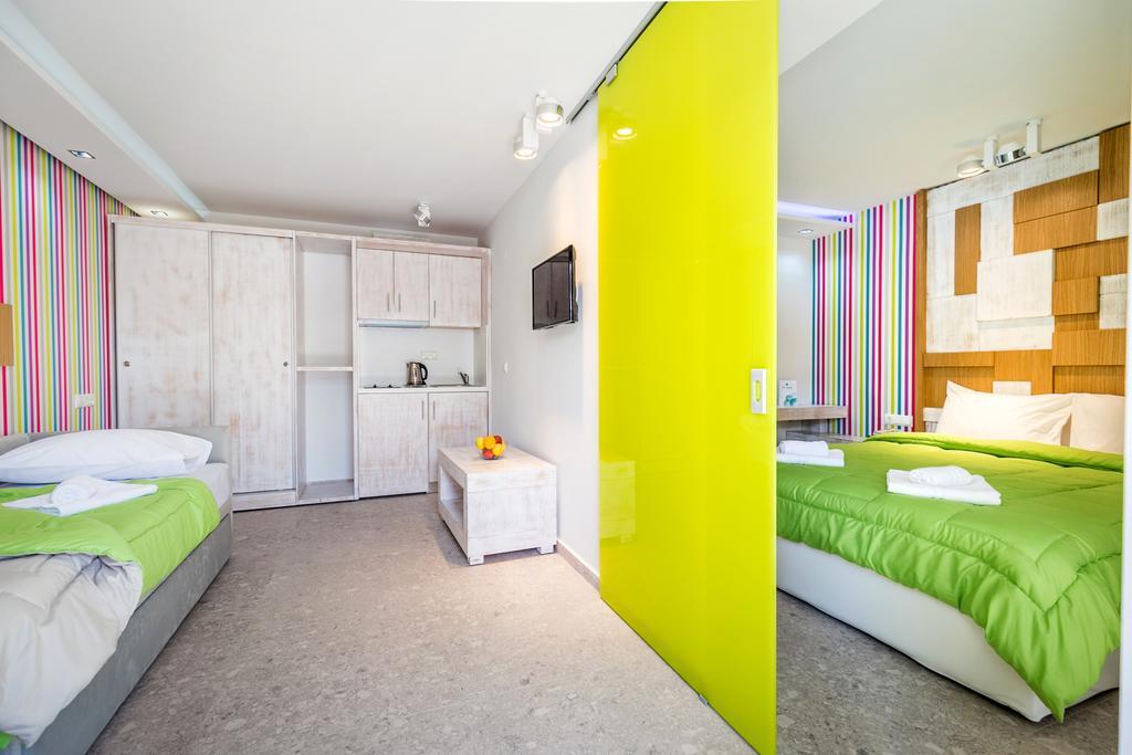 The Elegant Apartments