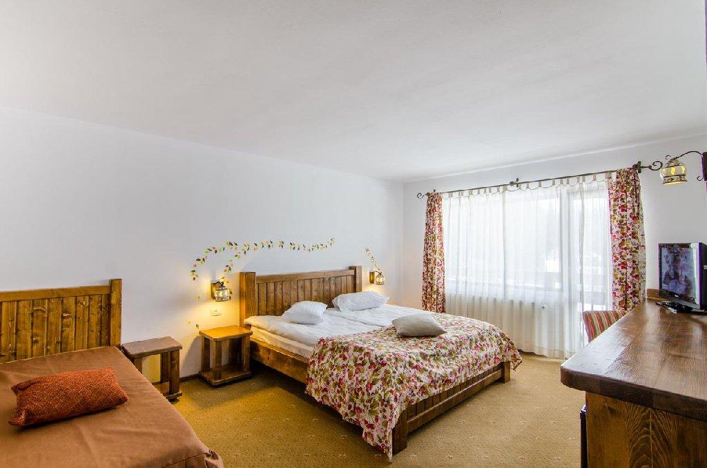 Cheile Gradistei Fundata Resort Spa