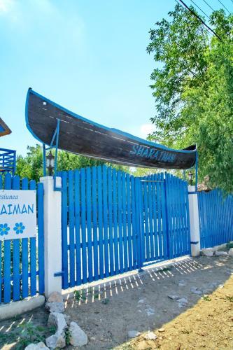 Pension Sharaiman