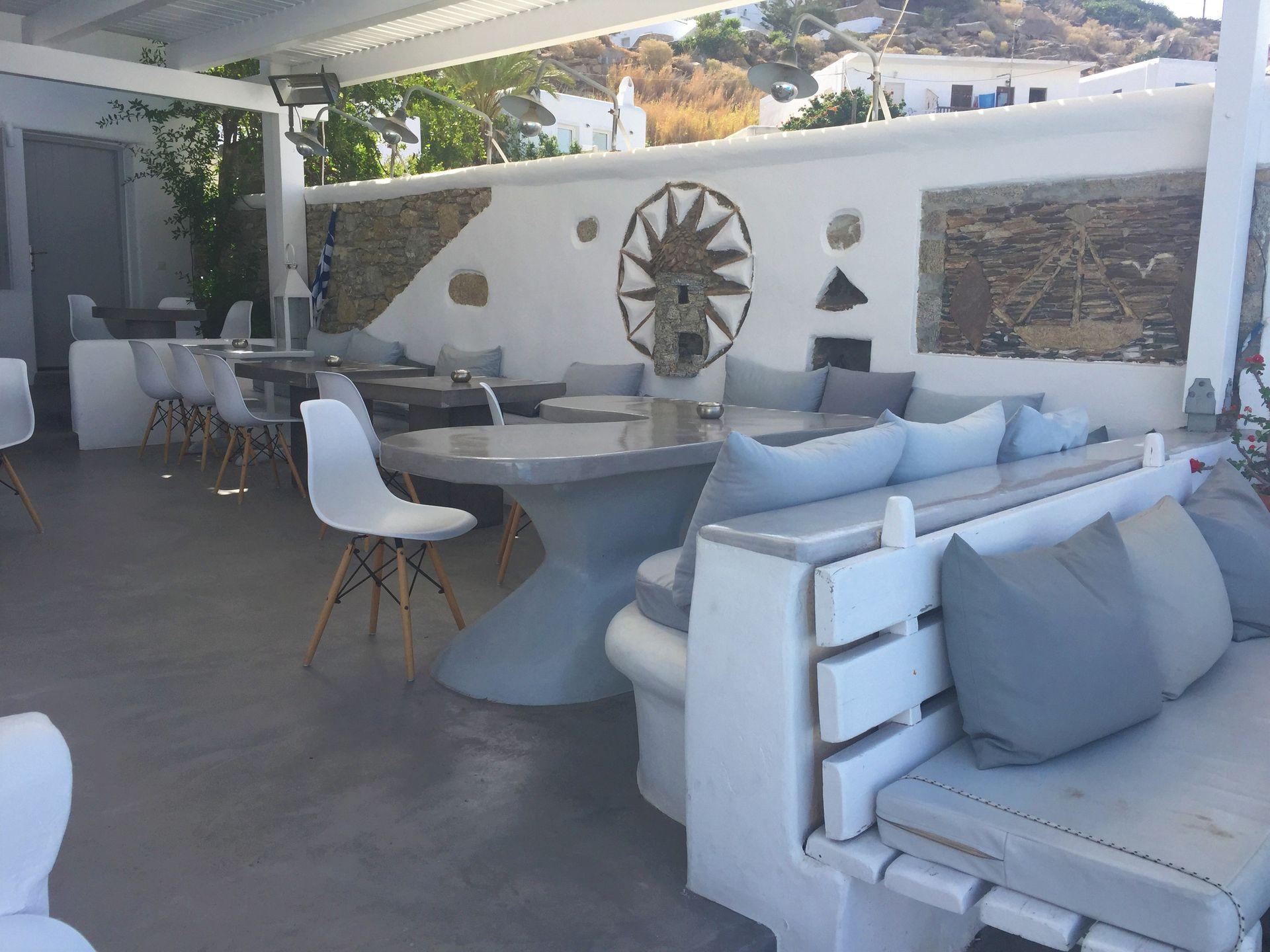 Flaskos Suites Mykonos