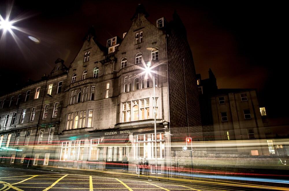 Station Hotel Aberdeen