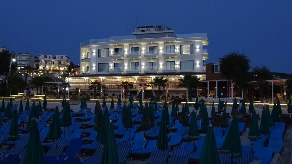 King Hotel Ksamil