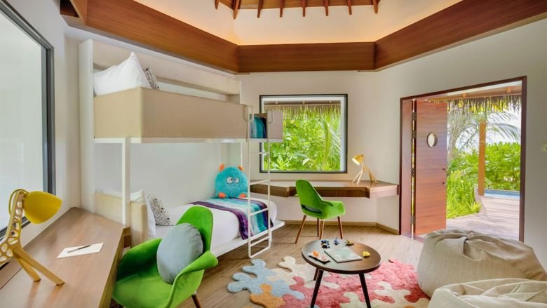 Pullman Maldives Maamutaa Resort