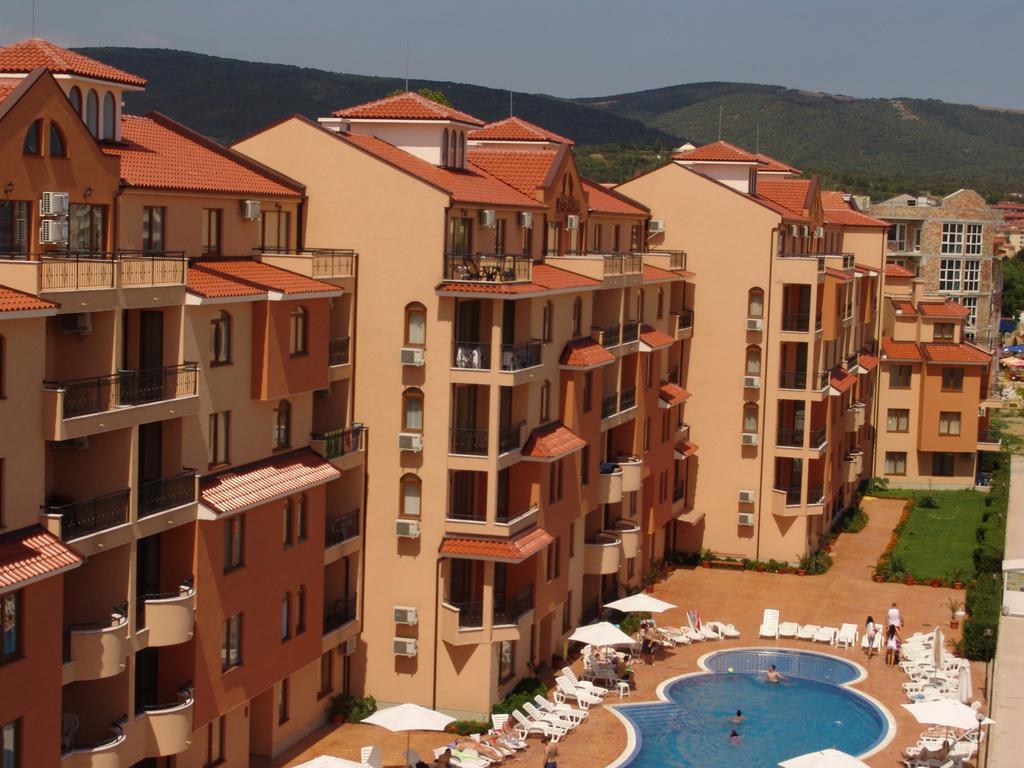 KASANDRA HOTEL SUNNY BEACH