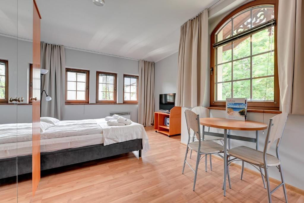 Dom & House - Apartments Zacisze