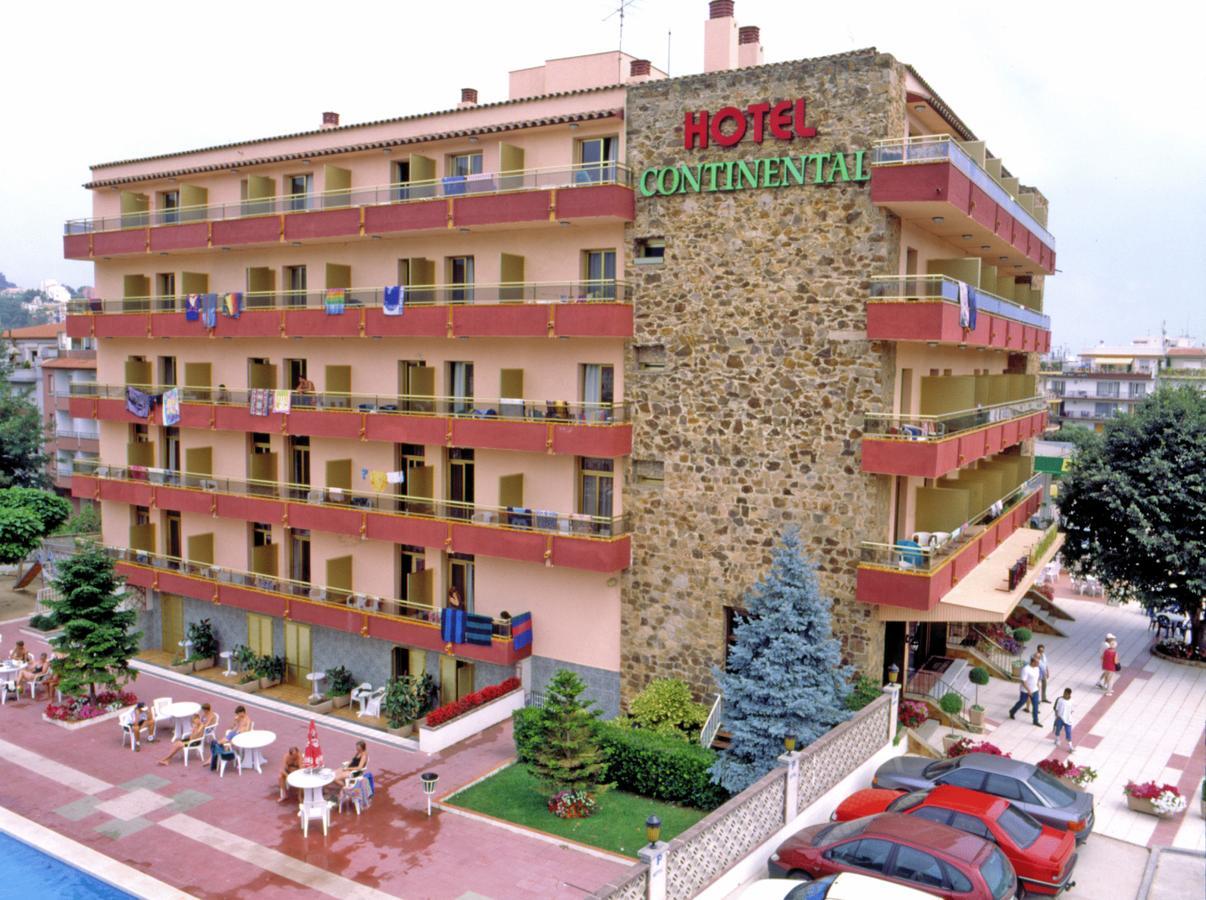 Hotel Continental Tossa
