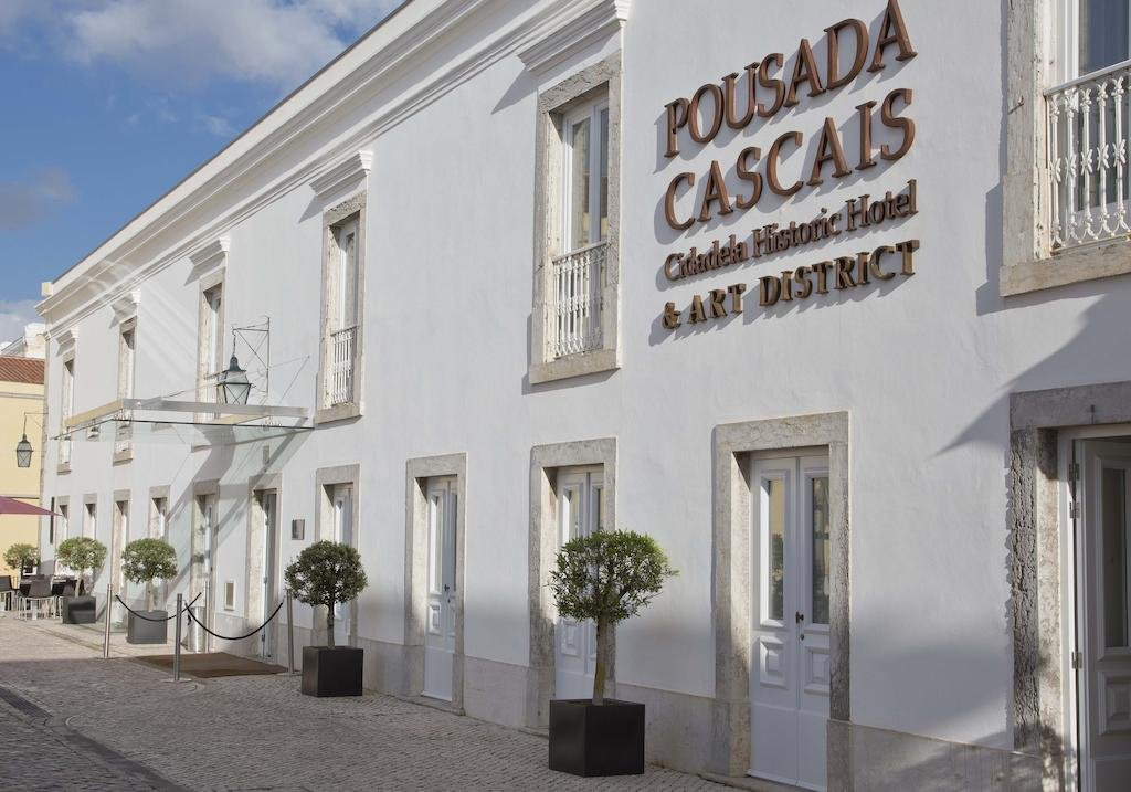 Pestana Cidadela Cascais Pousada and Art District