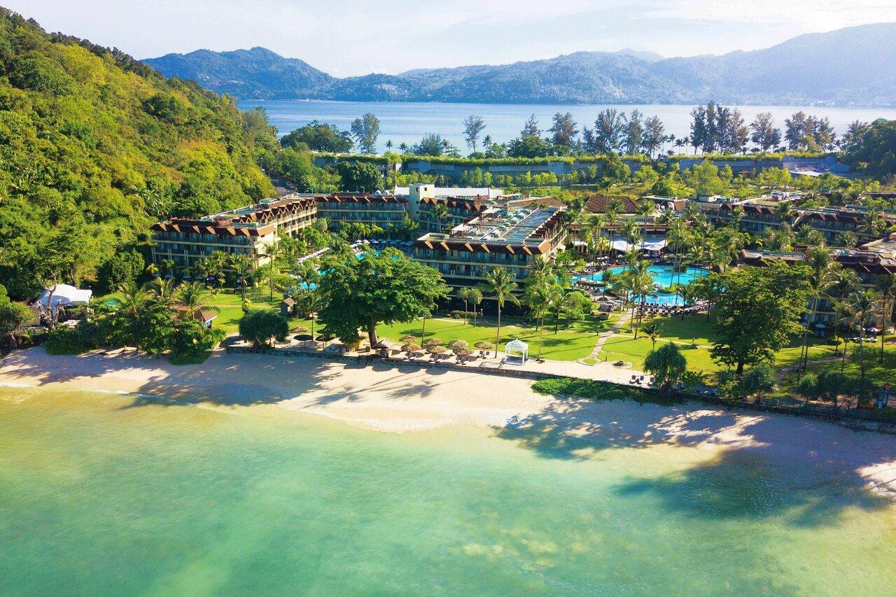 Marriott Phuket Resort And Spa Merlin Beach