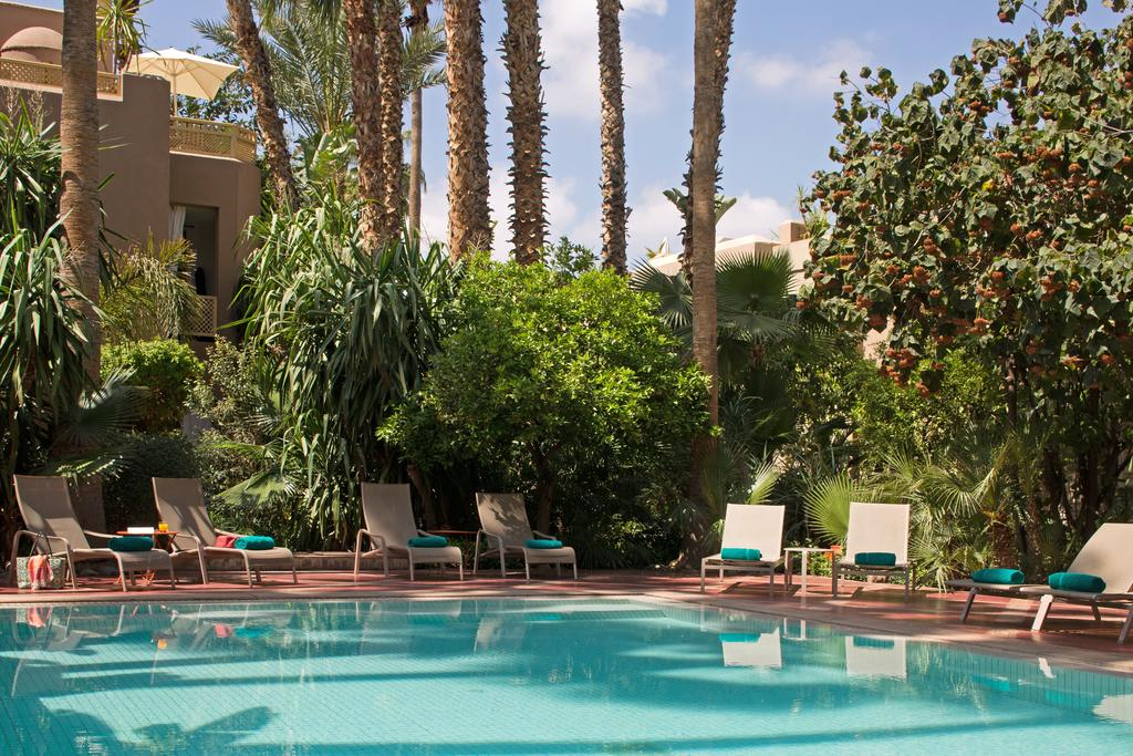 Hotel Les Jardins De La Médina