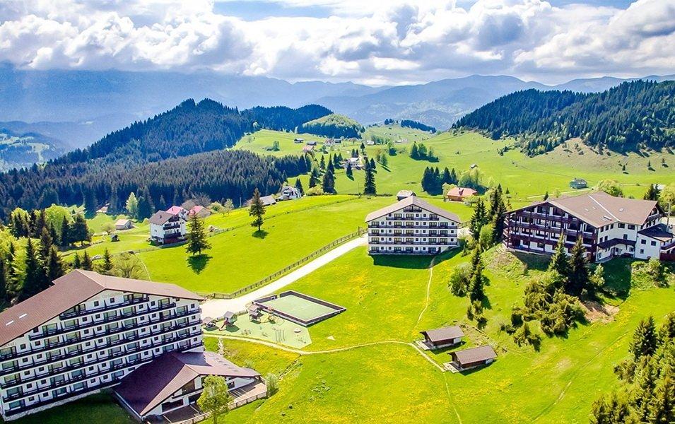 Resort Cheile Gradistei Fundata