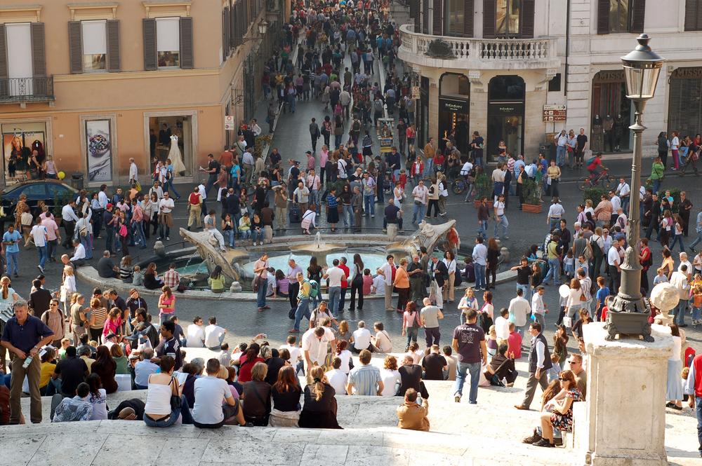 Roma-Sorrento-Puglia
