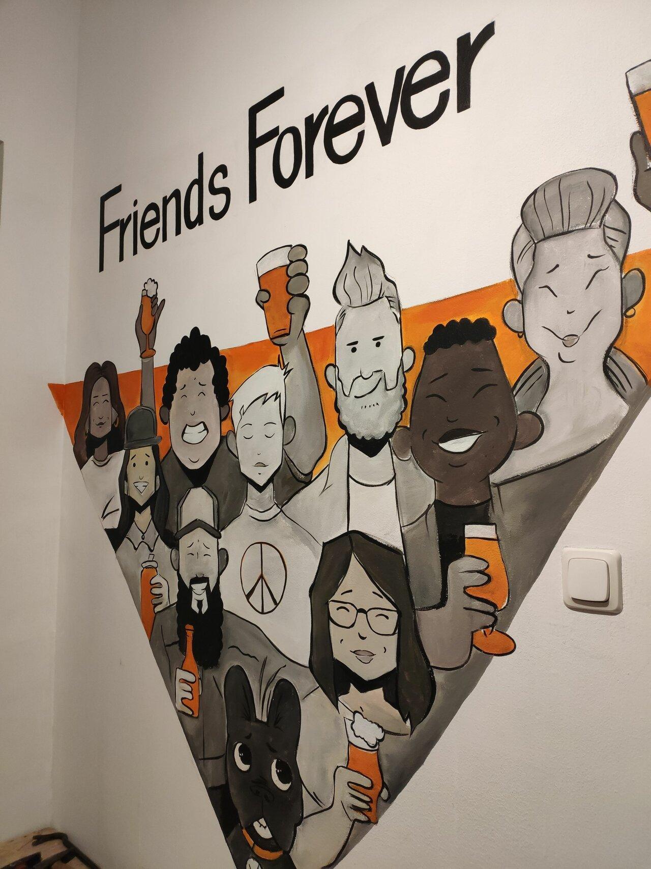 Friends Forever Hostel