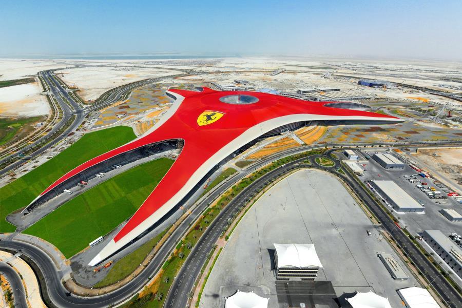Circuit Dubai - Abu Dhabi - Ras al Kaimah
