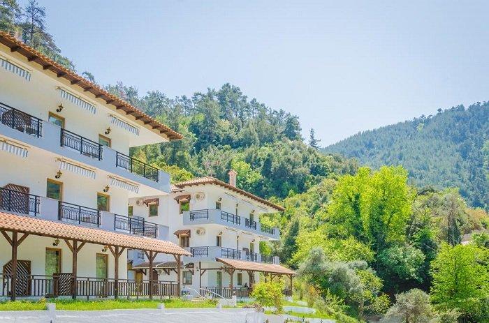 Vedere Apartments - Chryssi Akti