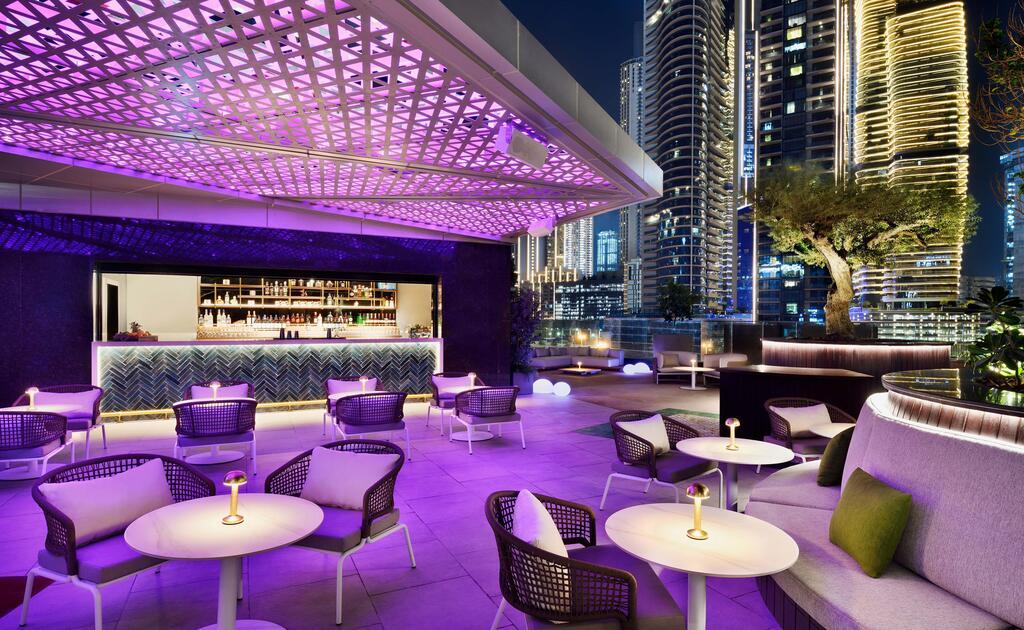 Indigo Dubai Downtown Hotel