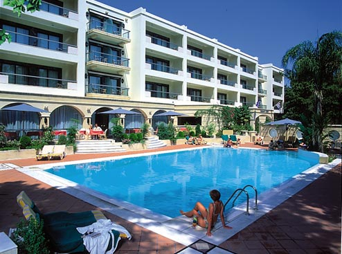 Rodos Park Suites & Spa 5*