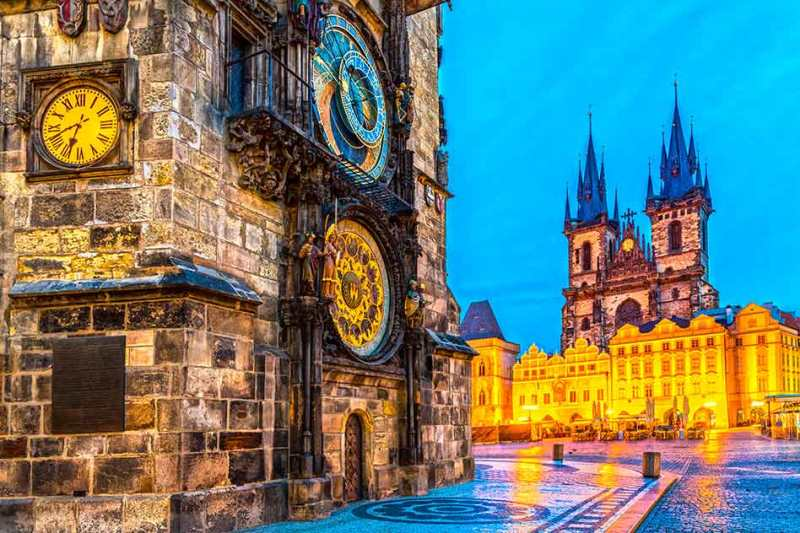 Piete de Craciun 2021 VIENA - PRAGA - DRESDA