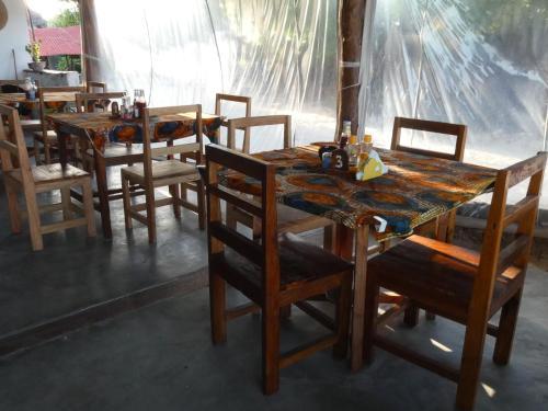 Bahari Pizza Restaurant Bungalows